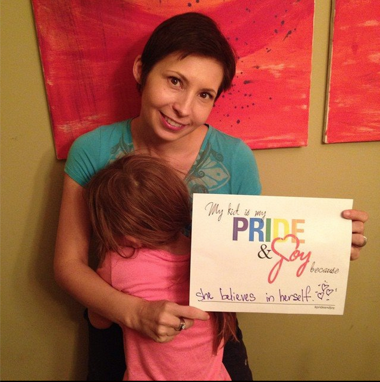 Best mom ever schools haters who bullied her transgender daughter