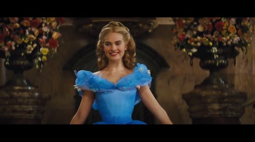 Lily James Cinderella Hair Cinderella Star Lily James