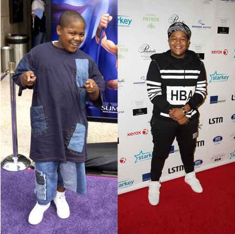 """The Cast Of """",That's So Raven"""",: Then And Now"""