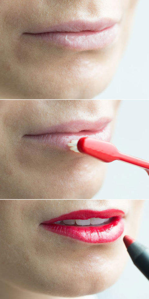 How To Make Your Lips Look Smaller Naturally