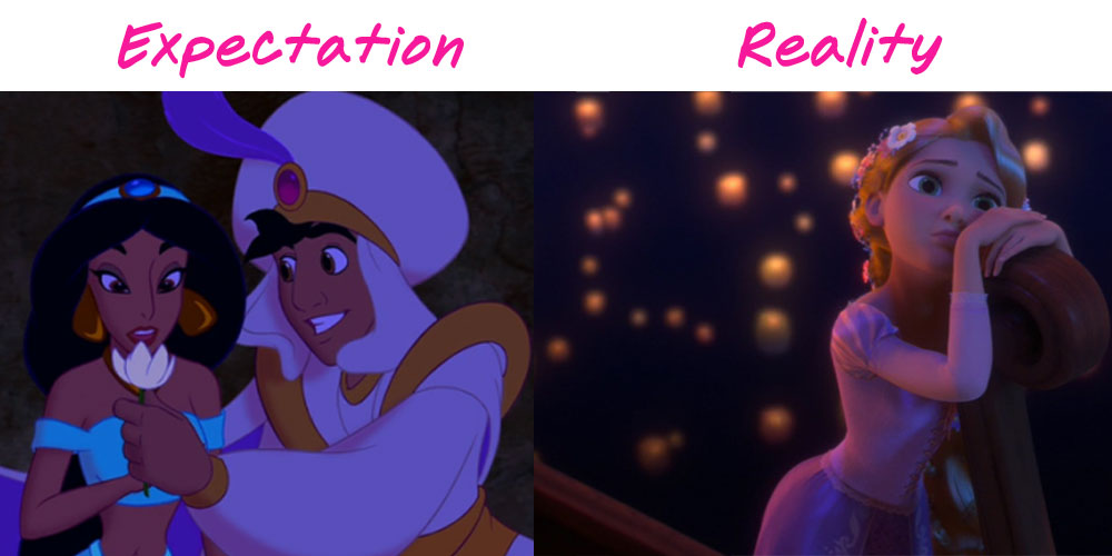 Prom Expectations Vs Reality As Told By Disney Princesses