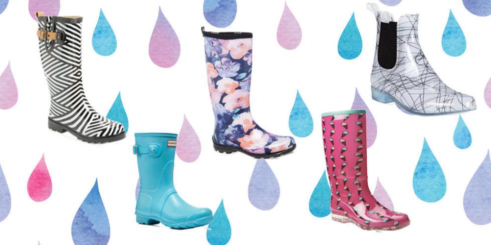 Cute Womens Rain Boots