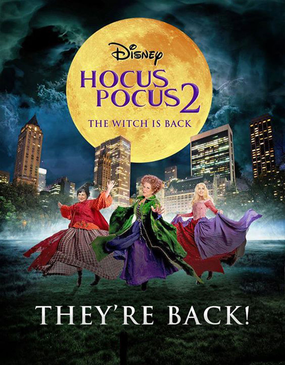 "Does This Mean ""Hocus Pocus 2"" Is Maybe, Possibly Really ...: www.seventeen.com/celebrity/movies-tv/news/a30538/omg-does-this..."