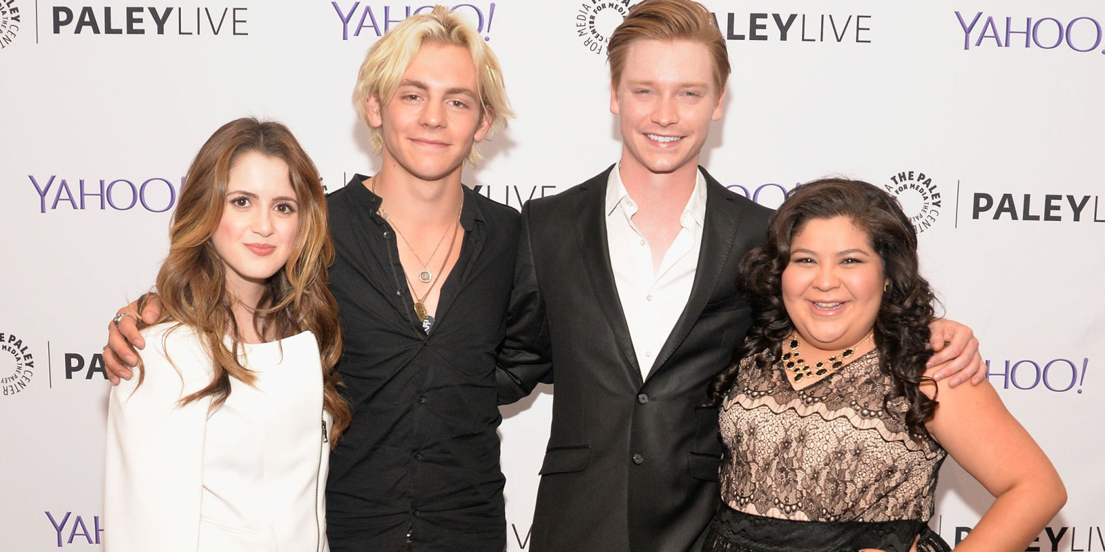 austin and ally dating again after widowed
