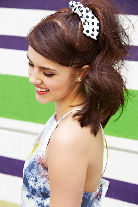 Stupendous 7 Hairstyles With Bangs In 2016 How To Style Bangs Short Hairstyles Gunalazisus