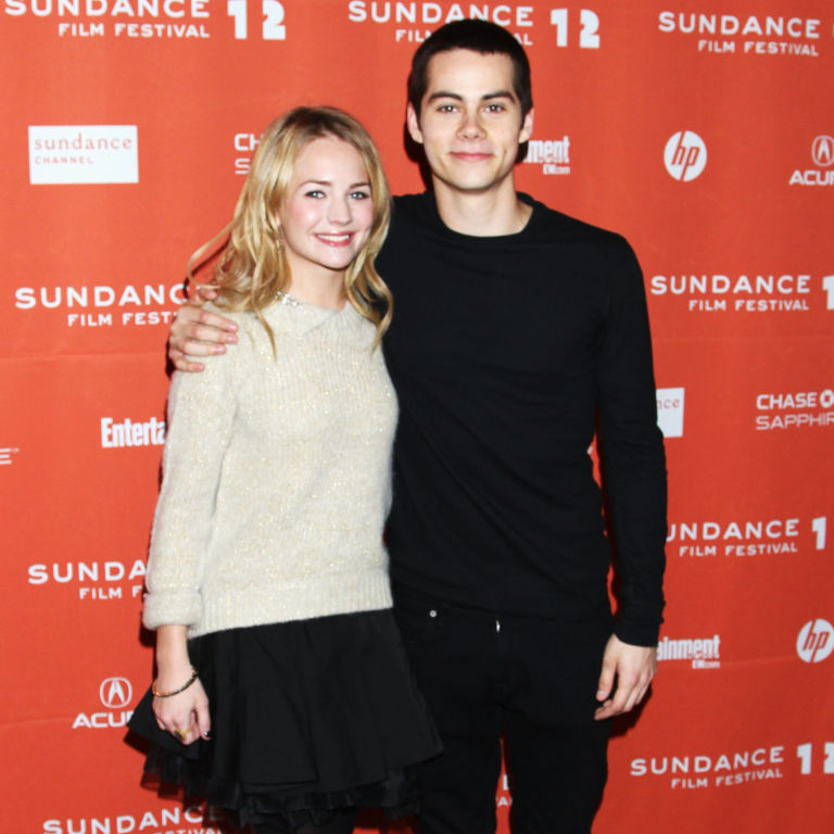 who is britt robertson dating right now Scott eastwood, 29, looked on top of the world on thursday while promoting his new film the longest ride with co-star britt robertson in new york city.