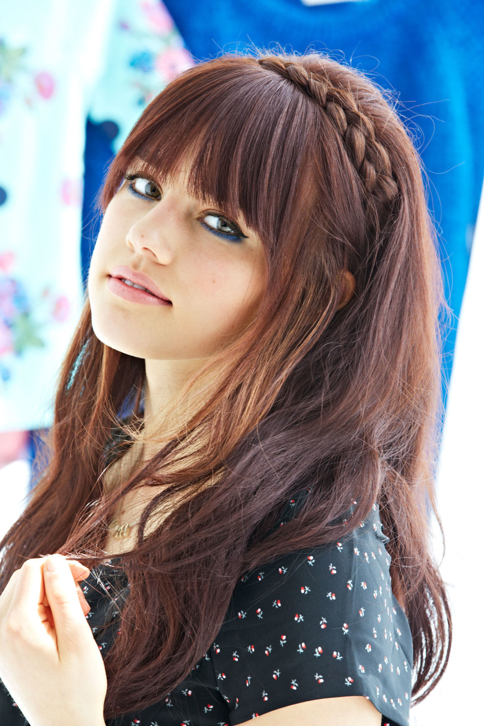 Awe Inspiring 7 Hairstyles With Bangs In 2016 How To Style Bangs Hairstyle Inspiration Daily Dogsangcom