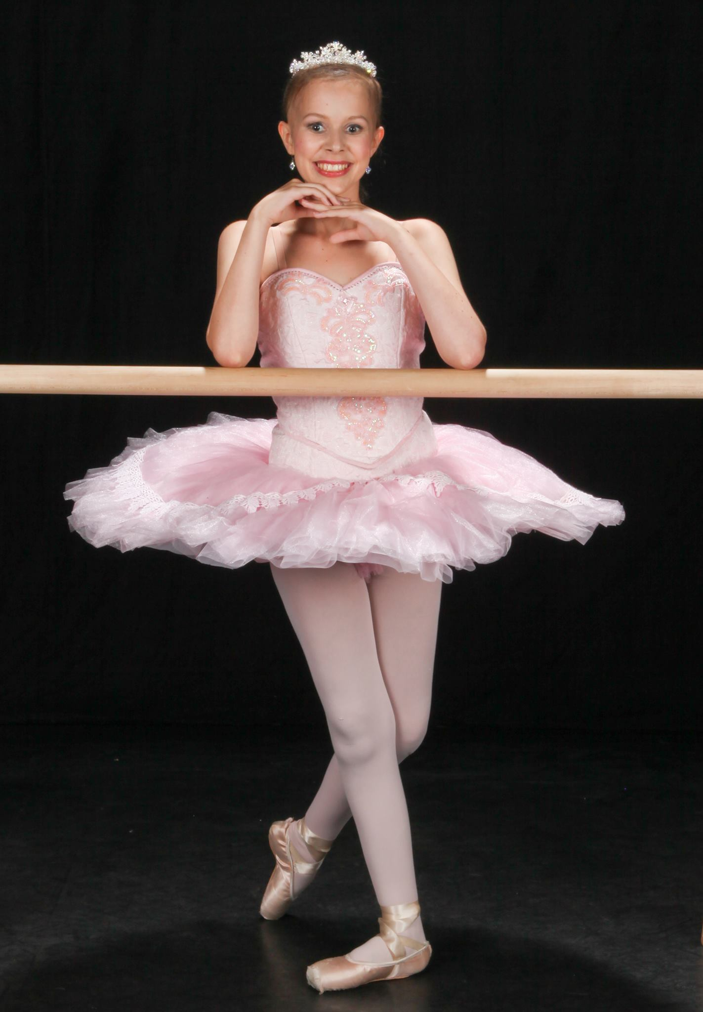 See This Teen Ballerina s Inspiring eback After Cancer