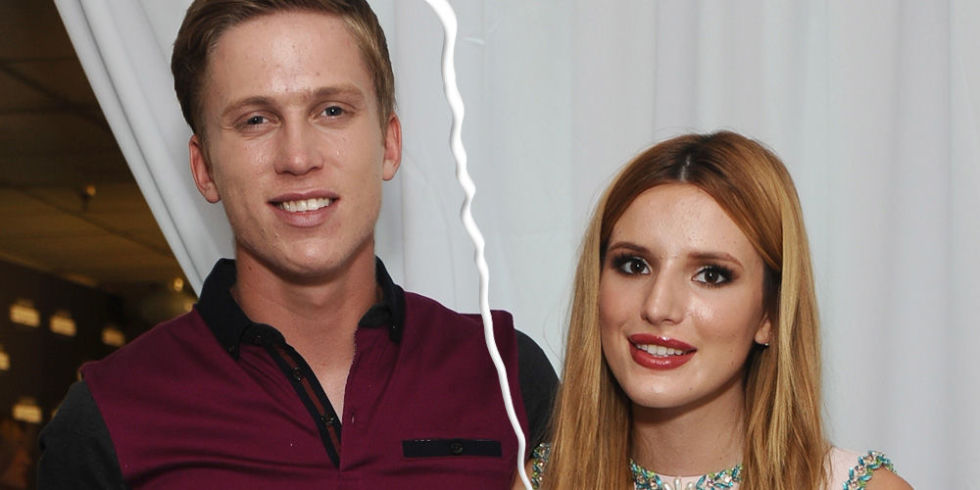 Bella Thorne And Tristan Klier Prom Share
