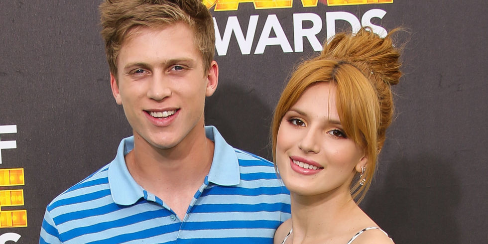 Bella Thorne And Tristan Klier Prom Bella Thorne Proves She and Ex
