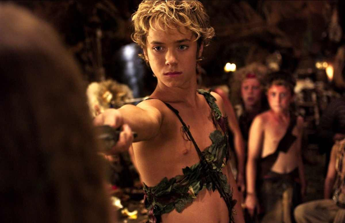 "Remember Jeremy Sumpter From ""Peter Pan""? You Have to See ..."
