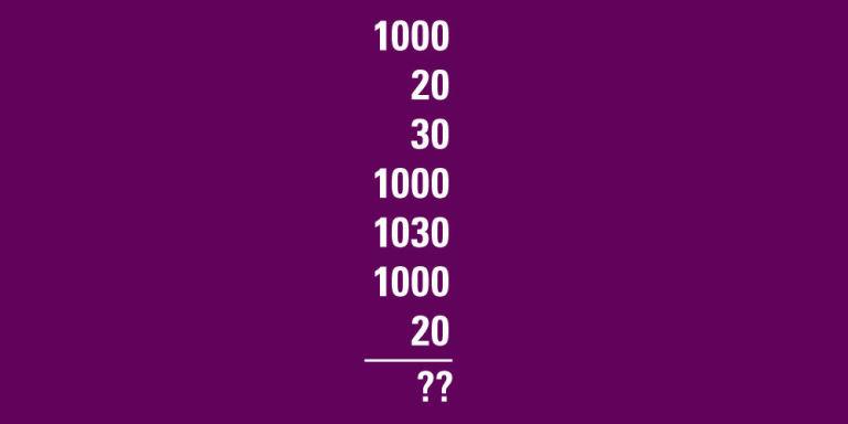 4 More Brain-Busting Math Problems That'll Make You Feel Like You ...