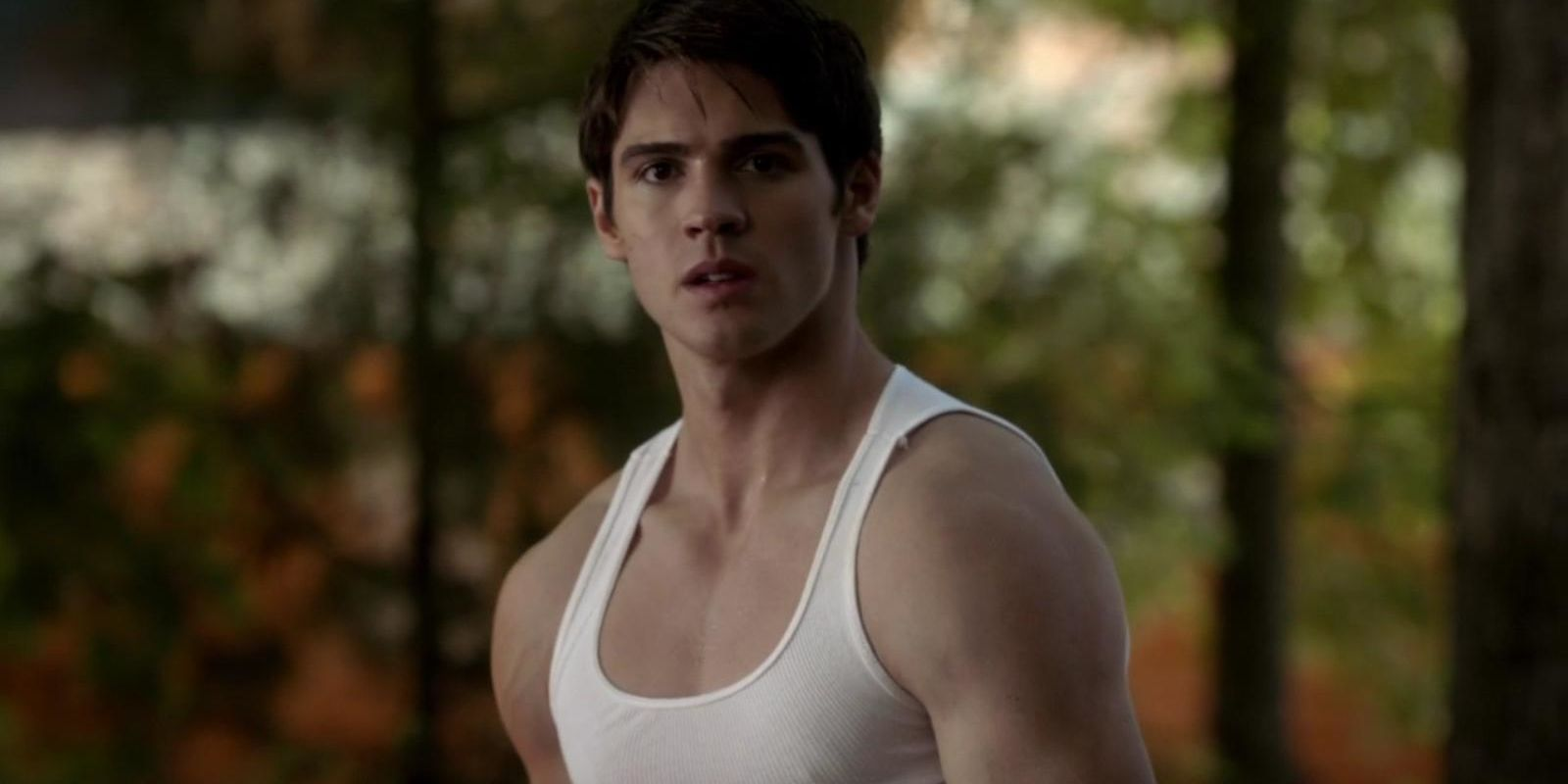 Steven r mcqueen is definitely moving on from quot the vampire diaries