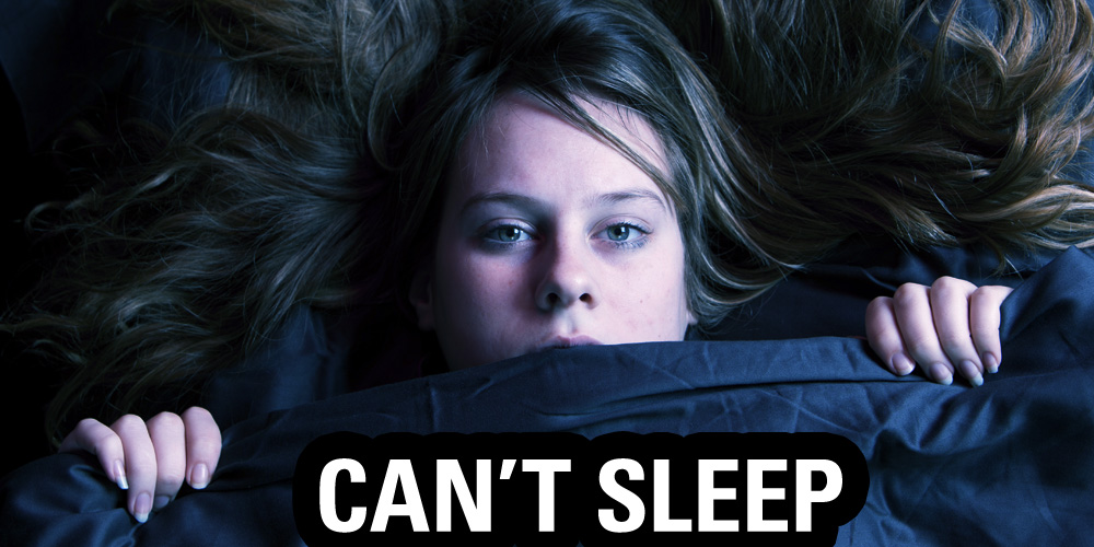 11 Things Everyone Does When They Can't Fall Asleep