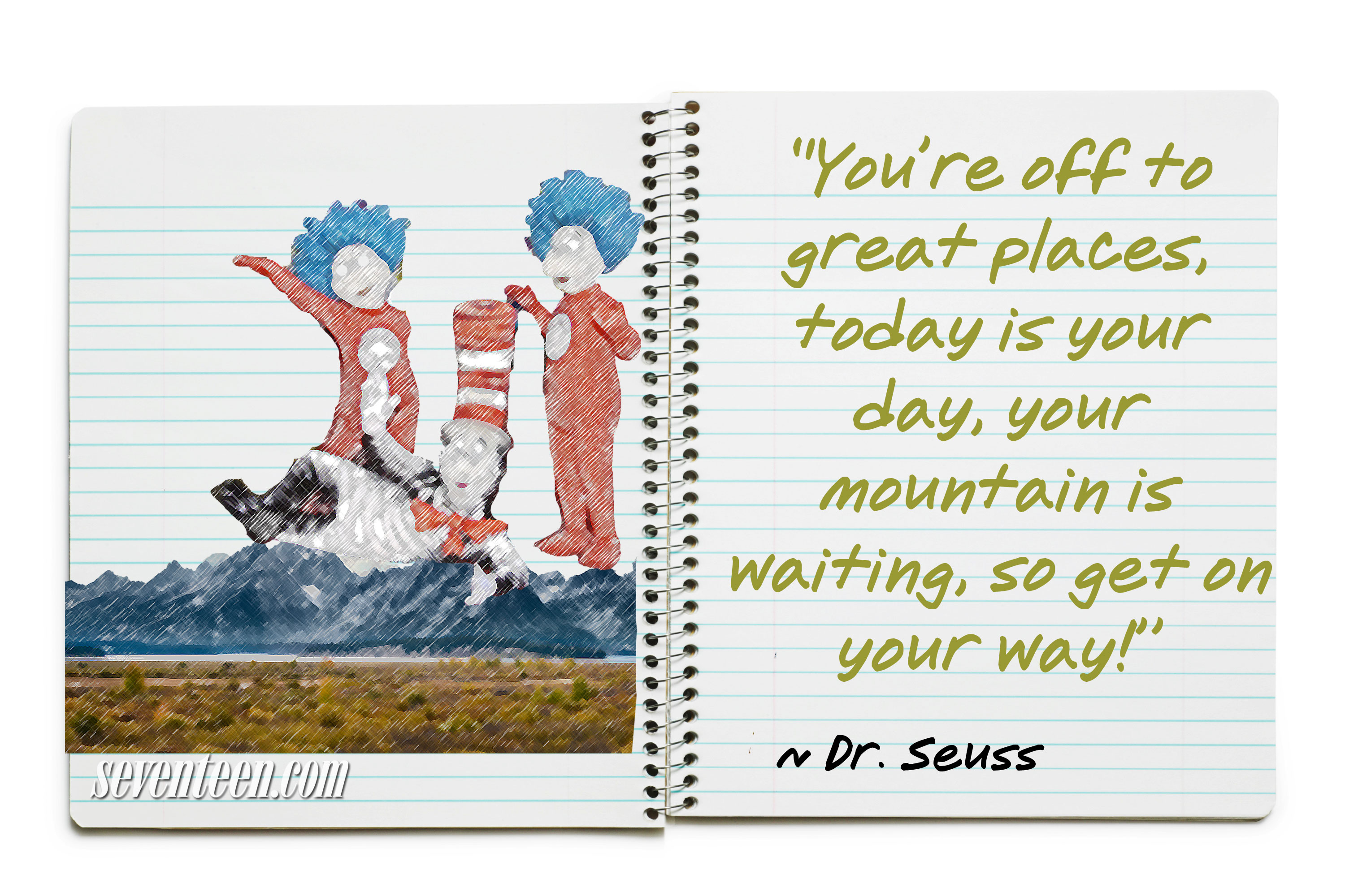 Dr. Seuss Back to School Quotes