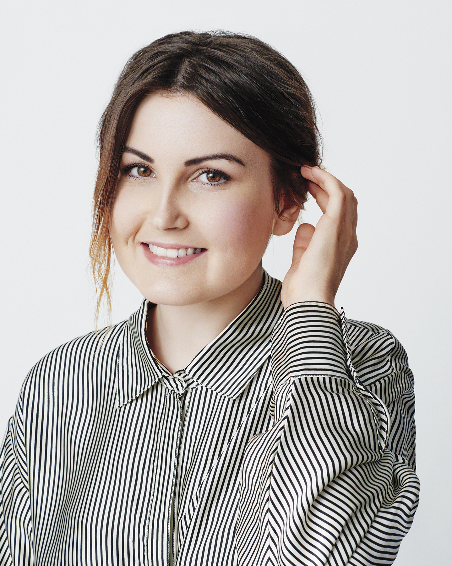 Meet Lucy Jones 2015 Parsons Womenswear Designer Of The Year