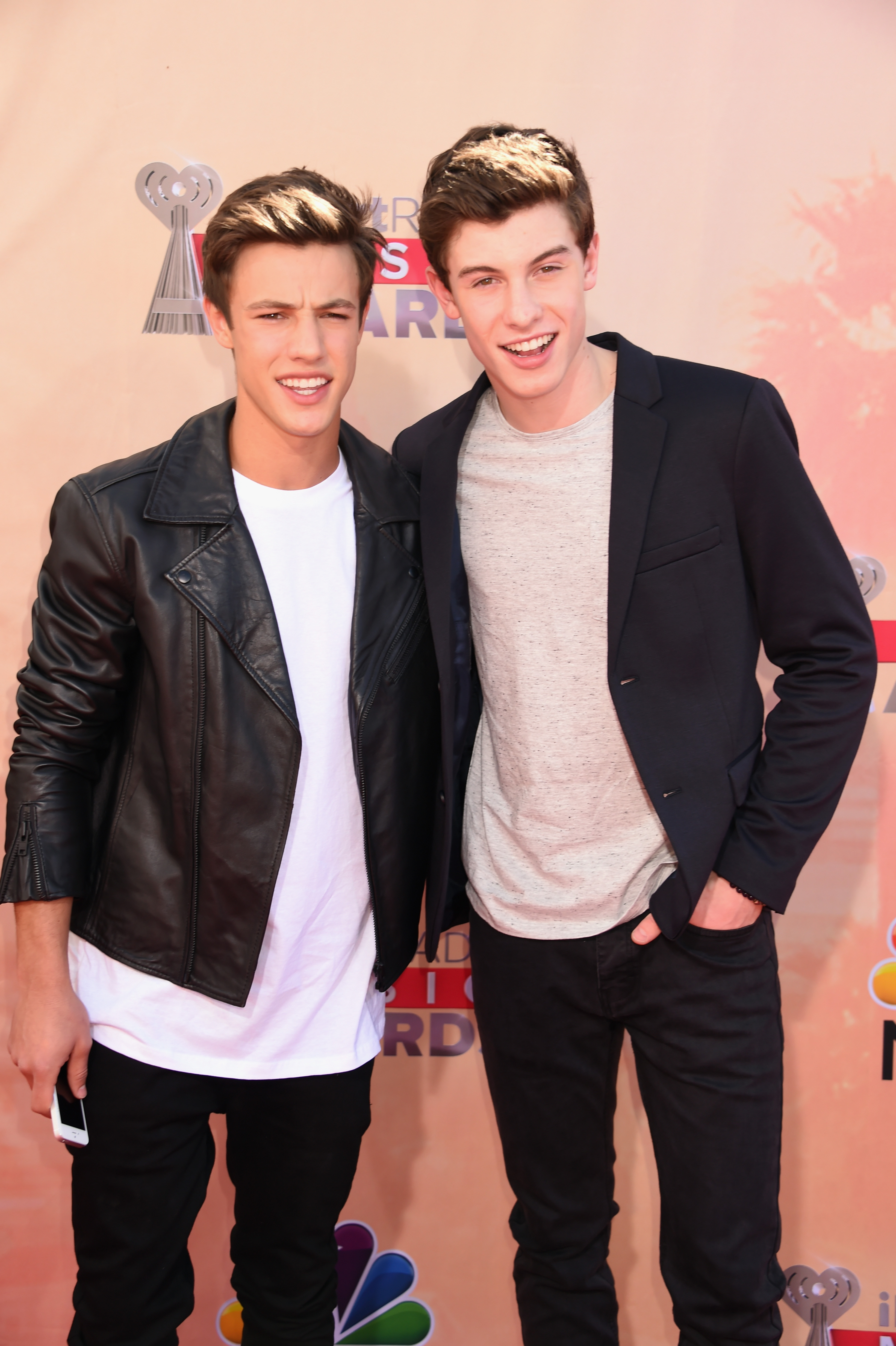 Were cameron dallas and shawn mendes dating