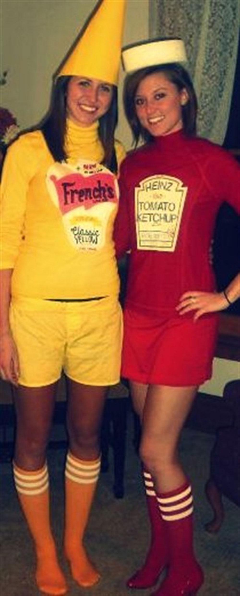 Best Friend Halloween Costume Ideas costume works Frozen Costume Diy Anna And Elsa With My Best Friend For Our High Schools Spirit Week Character Day Spirit Week Pinterest Frozen Costume