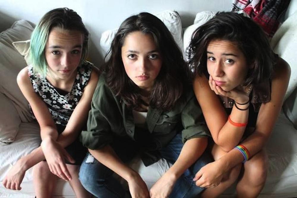 Grup Pornoları Genç Kızların