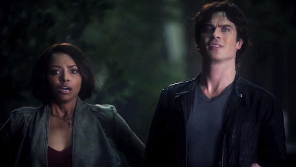 Damon and bonnie dating fanfiction