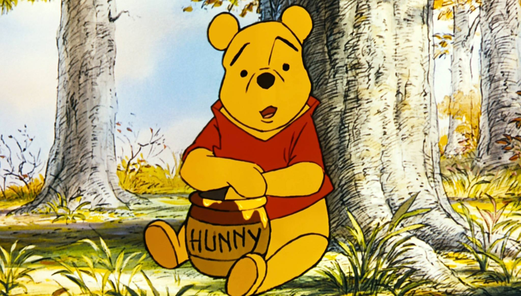 It Turns Out Winnie The Pooh Is Actually A Girl