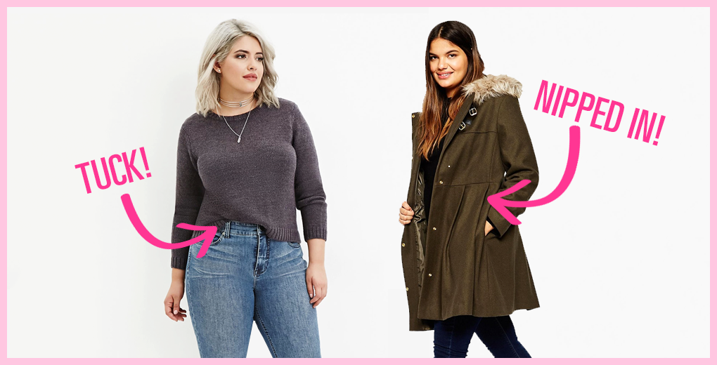 8 Curvy Girl Style Hacks To Get You Through Winter