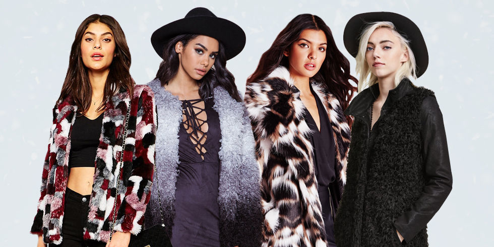 20 Faux Fur Coats Under $100 - Best Faux Fur for Winter 2016