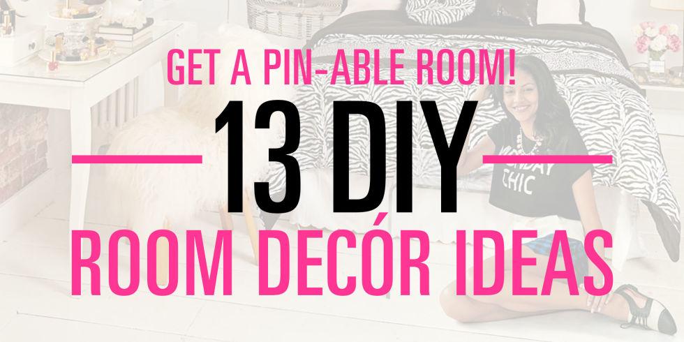 DIY Room Decor PinterestDIY Room Decor For Teens