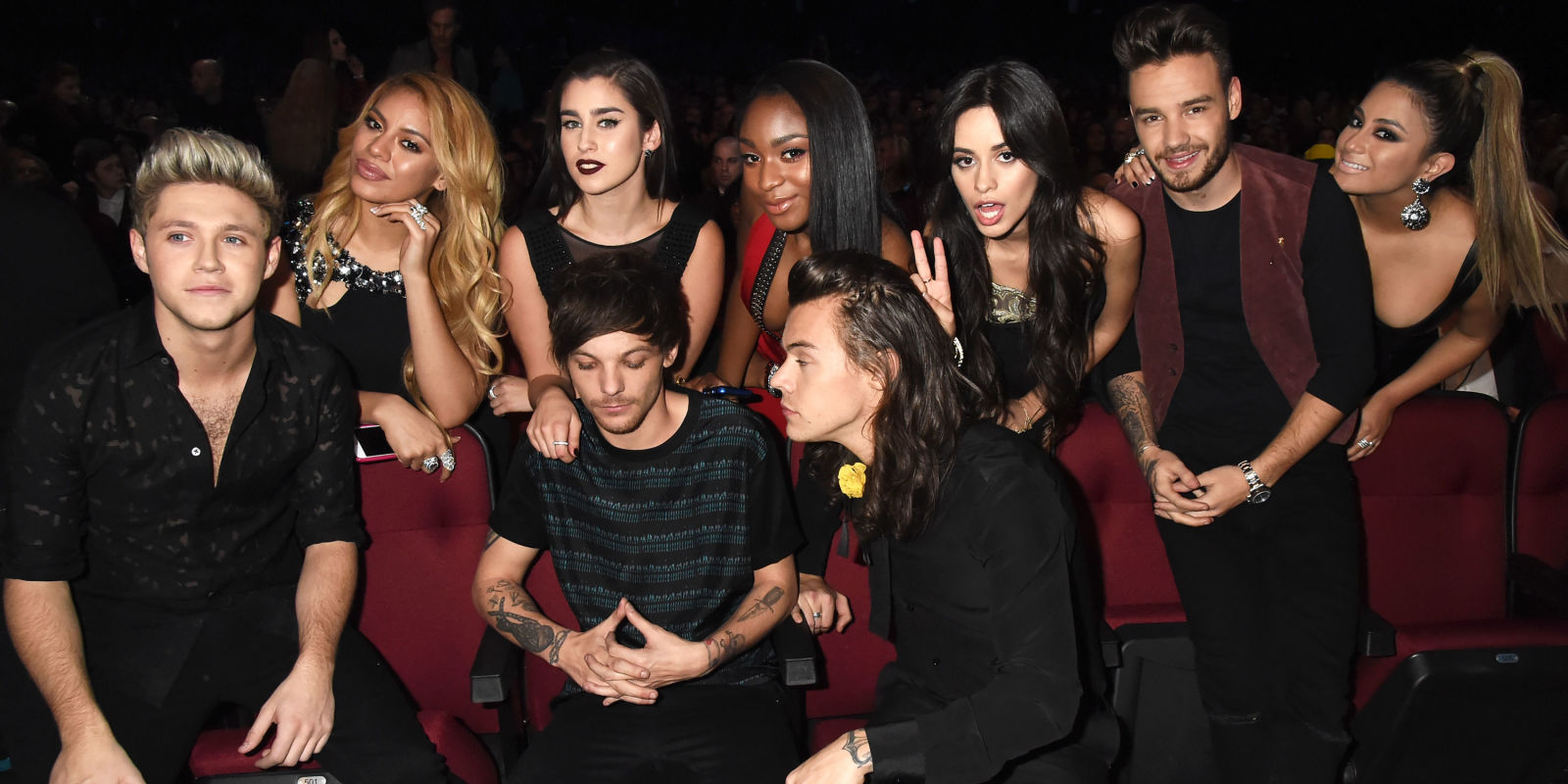 fifth harmony and one direction dating games
