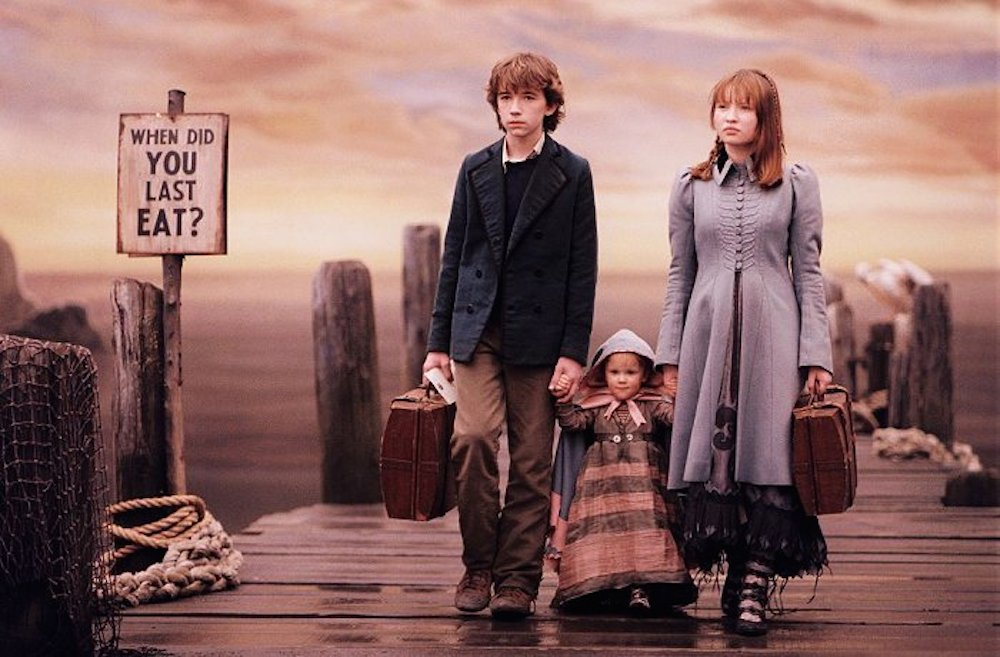 a series of unfortunate events is coming to netflix