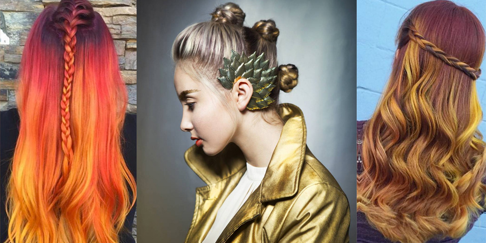 These Quot Star Wars Quot Inspired Hairstyles Are Seriously Stunning