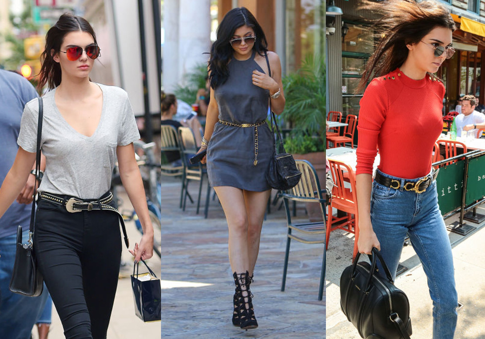 12 Crazy Cool Style Tricks To Steal From Kendall And Kylie Jenner