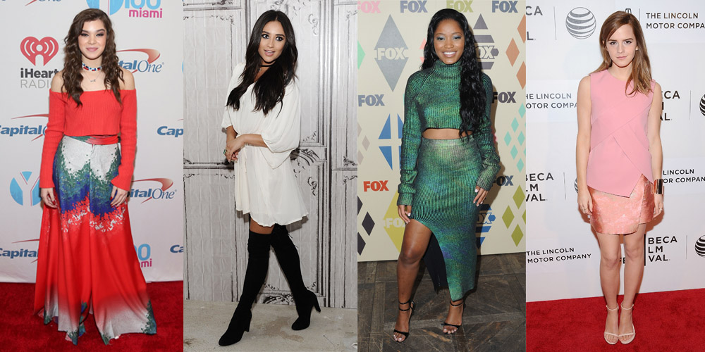 15 Super Cute Celeb Outfits To Copy For A Date With Your Crush