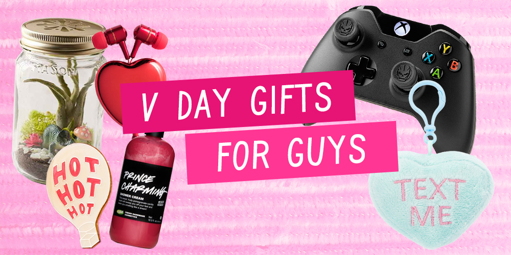18 coolest valentine 39 s day gifts for him v day gifts he for Great valentine gifts for guys