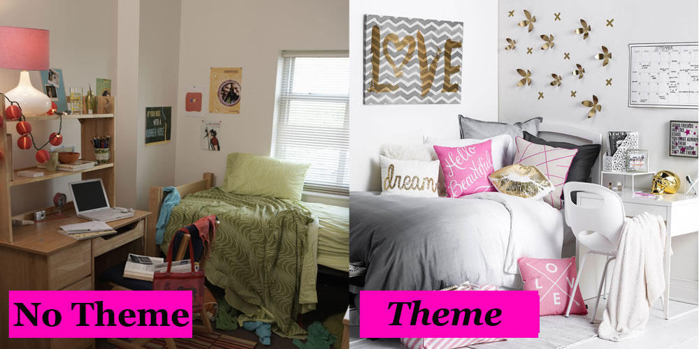 5 reasons you 39 re dorm room isn 39 t cute and how to fix them for Dorm room decor quiz