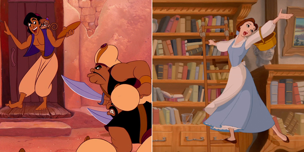aladdin or beauty and the beast essay