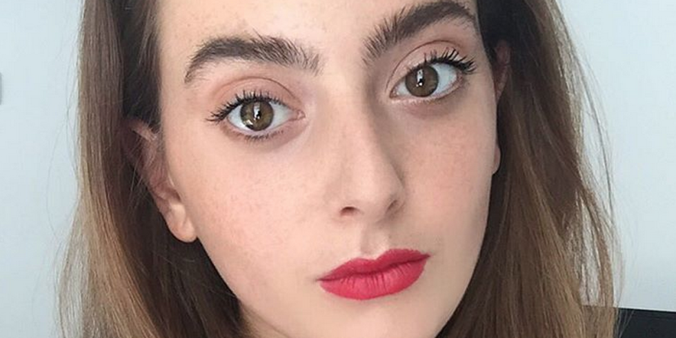 Where Should My Eyebrows Start Images Eye Makeup Ideas 2018