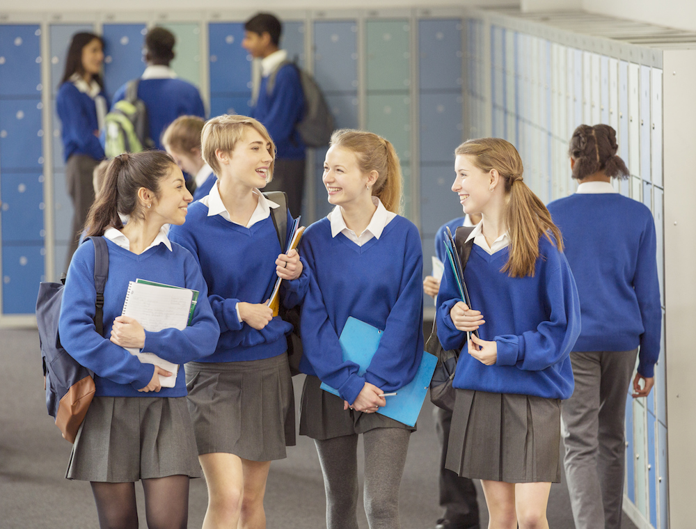 the problems with the ideas of school uniforms in us public schools 10 reasons school uniforms are a bad idea and school uniforms should be   as many as one in eight american public schools have been  but there are  more problems with conformity than just the economic burden.