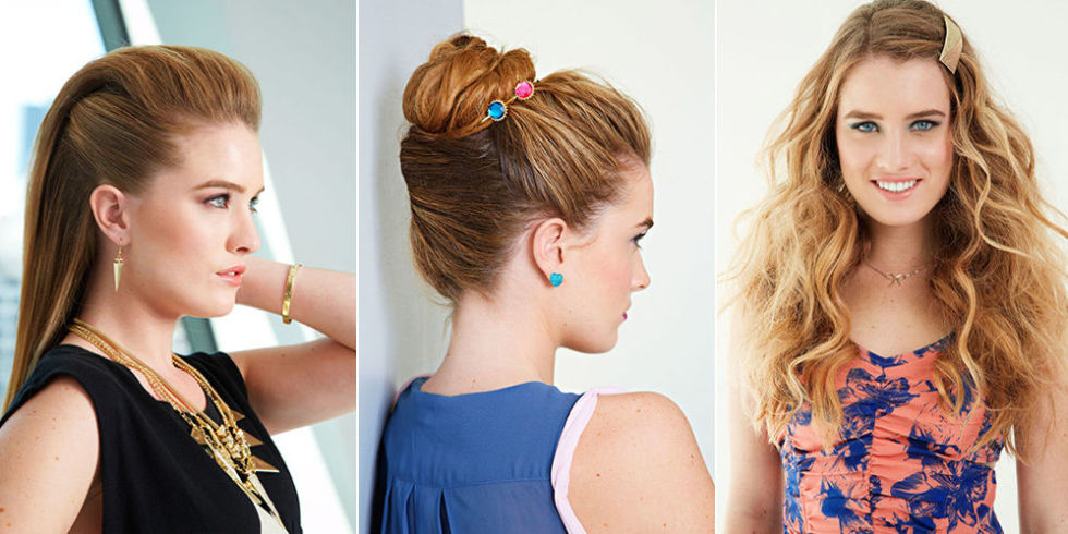 Tremendous 7 Spring Hairstyles For Girls Spring Hair 2016 Short Hairstyles For Black Women Fulllsitofus
