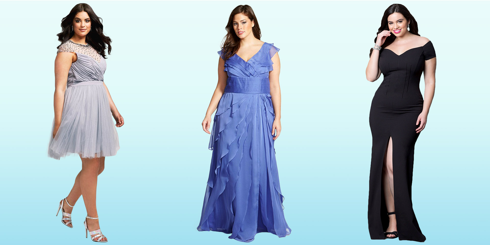Prom Dresses For Larger Women - Discount Evening Dresses