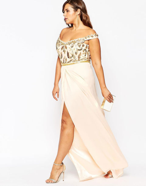 Prom Dresses for Overweight Girls