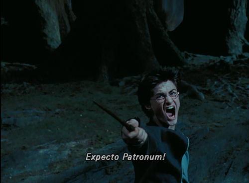 Jk Rowling Wrote Quot Expecto Patronum Quot So Self Harm Survivor Can Tattoo On Arm