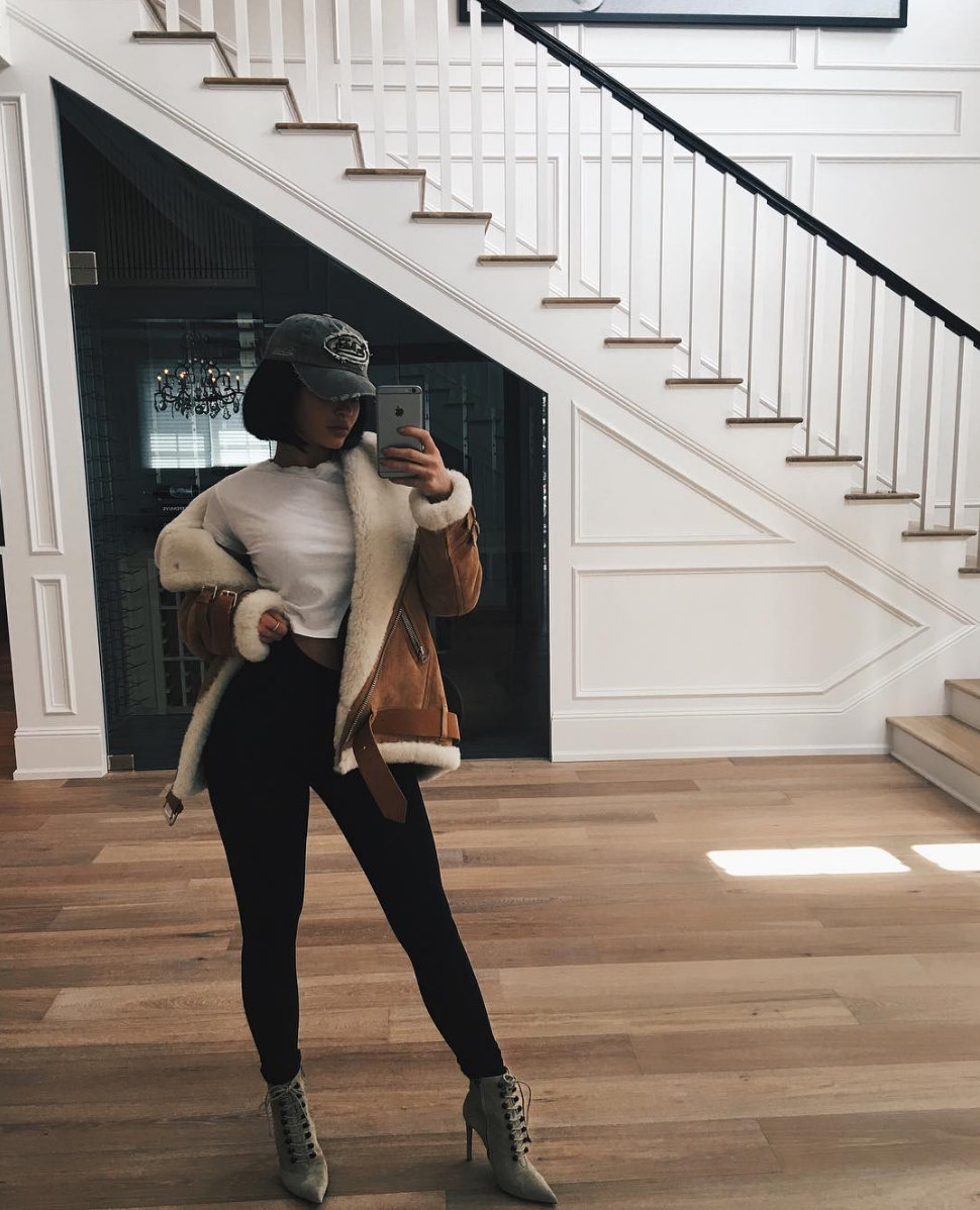 Check Out Kylie Jenner's Brand New $4.5 Million Mansion