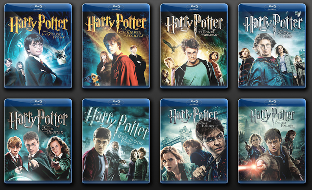 harry potter movie redesign new harry potter dvd cases. Black Bedroom Furniture Sets. Home Design Ideas