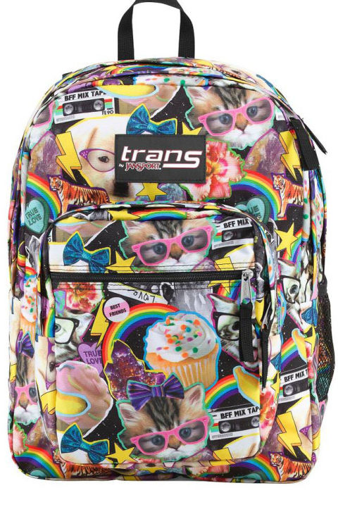 August, 2016 Is Backpack