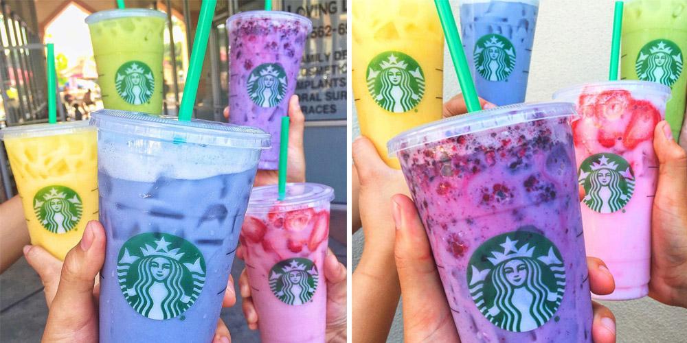 Expensive Starbucks Drink Secret Menu