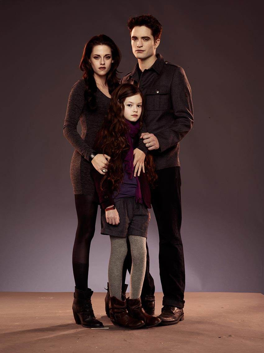 "Renesmee From ""Twilight"" Just Landed a MAJOR Role in a New ..."