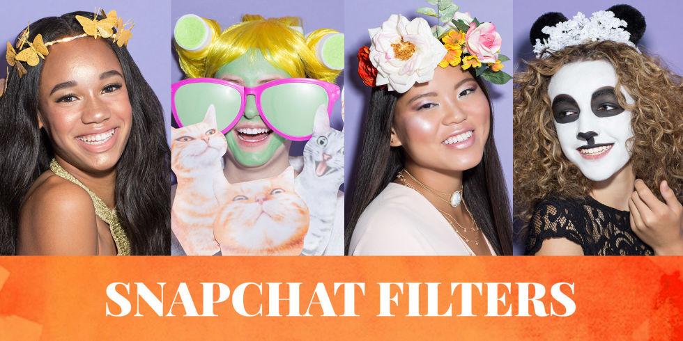 9460faaa414 Snapchat Filters