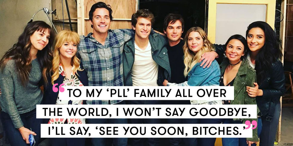 Bilderesultat for goodbye PLL