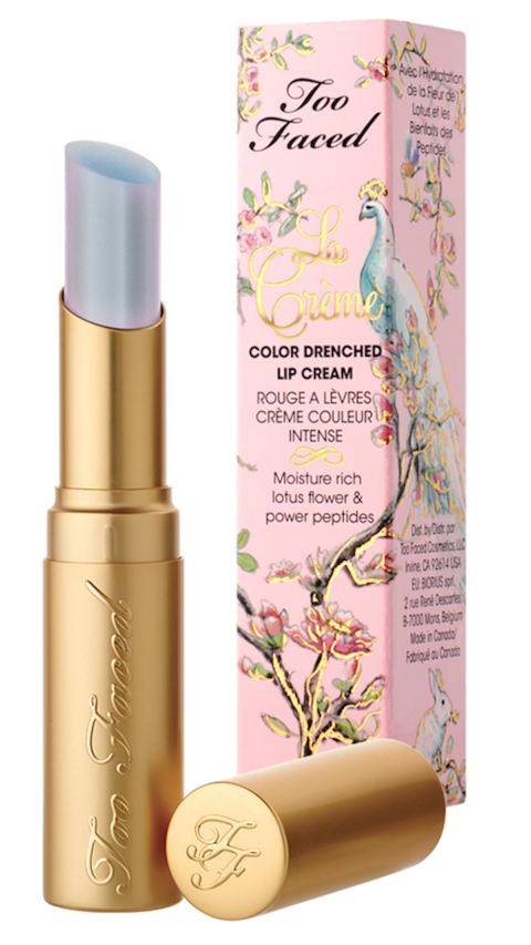 Too Faced Quot Unicorn Tears Quot Lip Color Holographic Lipstick